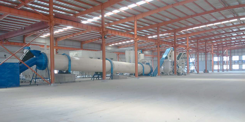Anhui 10t/h Straw Pellet Production Line