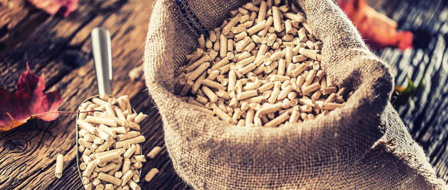What are the advantages of wood pellets?