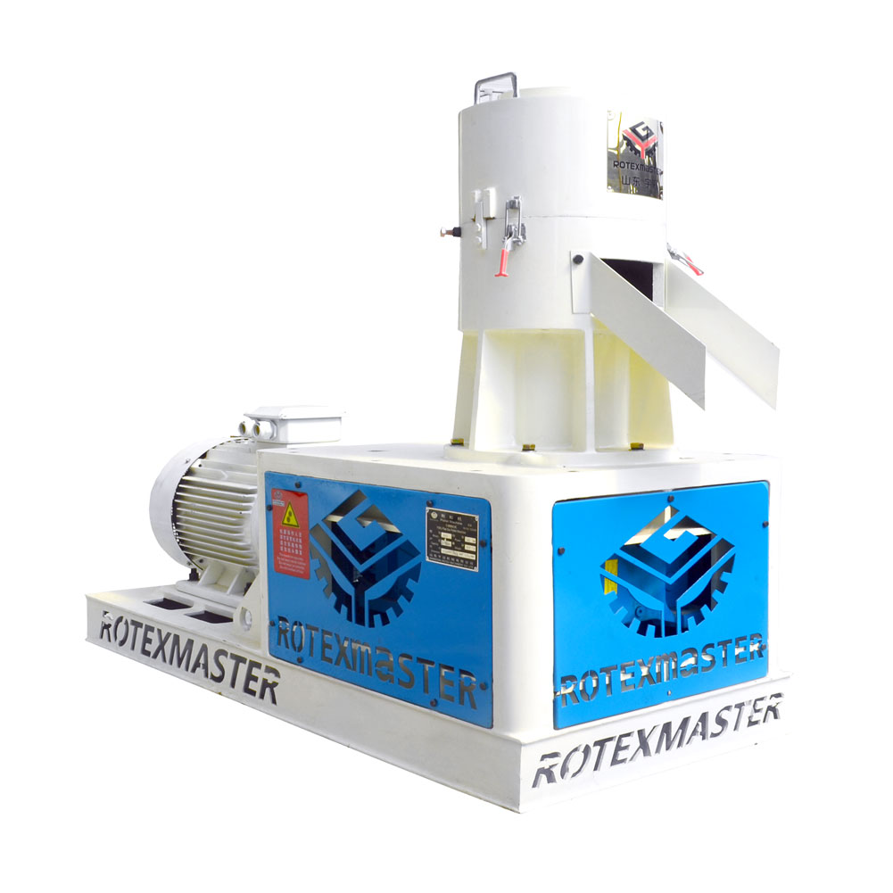 Flat Die Dual Function Pellet Machine