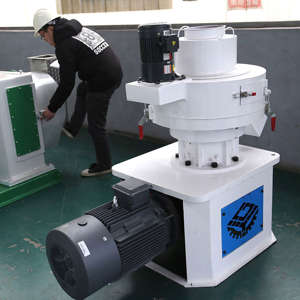 Grass Straw Pellet Making Machine For Cattle